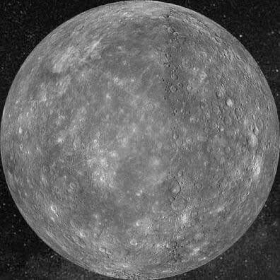planet mercury number of moons - photo #32