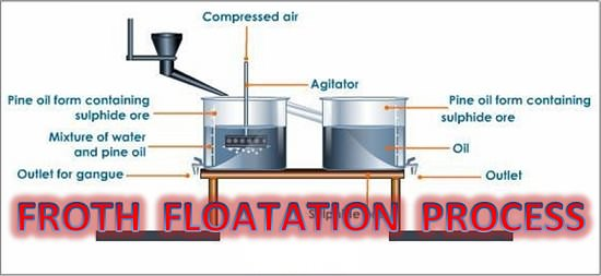 Froth Floatation Process